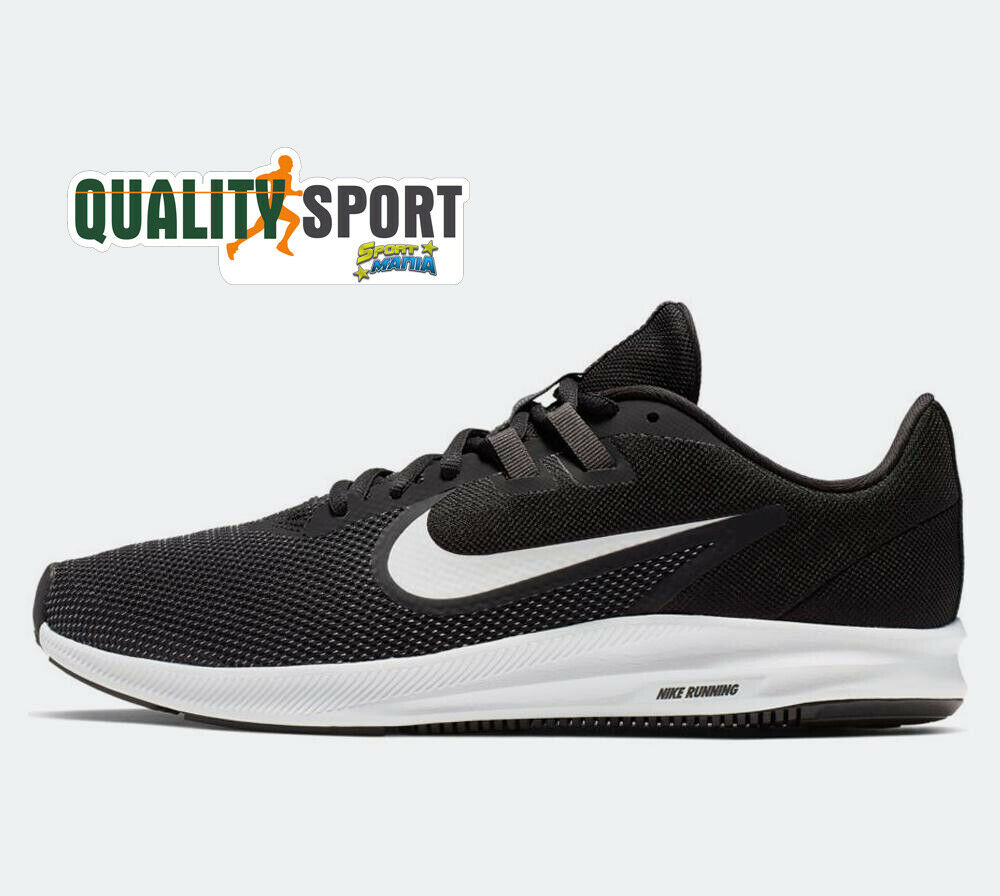 Nike Downshifter 9 negro zapatos zapatos hombres Sportive Running AQ7481 002 2019