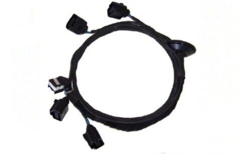 Kabelsatz Kabelbaum PDC Sensor Einparkhilfe Nachrüstung für Audi A6 4G C7 A7 4G
