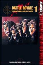 Battle Royale Book