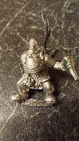 Gorkamorka / Warhammer 40k Ork Mob Painboy / Slaver - Metal - Stripped
