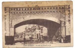 pont-l-039-eveque-le-pont-du-chemin-de-fer