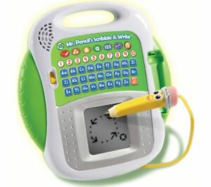 LEAPFROG Mr. Pencil's Scribble & Write Toy - Currys