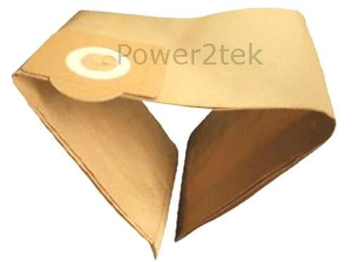 5 x zr80 Sacchetti Per Aspirapolvere Per Karcher se4002 wd3.200 wd3.300 M Hoover UK