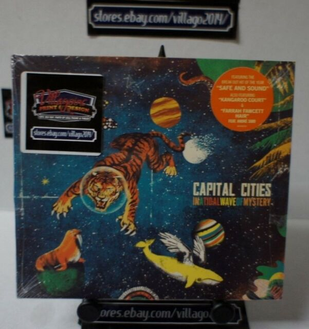 In a Tidal Wave of Mystery * by Capital Cities (CD, Jun ...