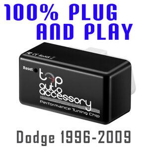 PERFORMANCE TUNER DODGE INTERPID 1996-2004 PLUG /& PLAY GAS POWER CHIP