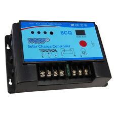 HQRP 20A Controlador de Carga Solar para Panel Solar 300W Tipo de carga PWM