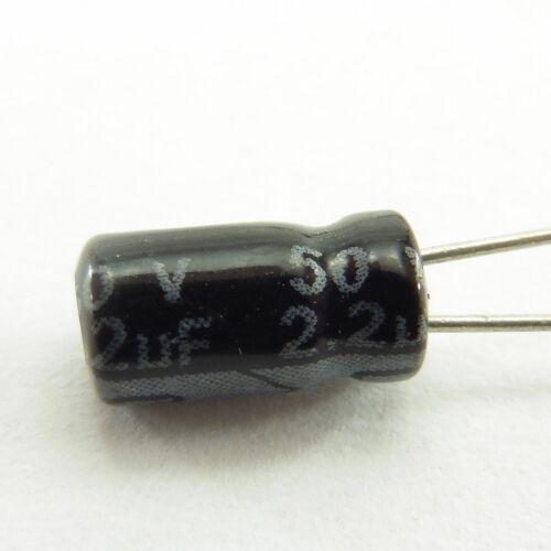 Radial Electrolytic Capacitor Different Value 16V 50V 0.22uF 220uF