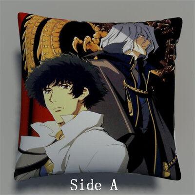 Cowboy Bebop Anime Manga two sides Pillow Cushion Case Cover 426