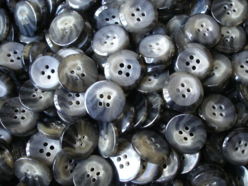 HUGE LOT OF ADORABLE High Quality*50 CLOUD COLOR COAT BUTTONS-*5//8IN*