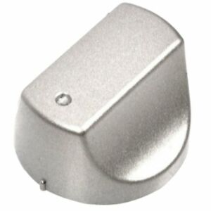 Knob-Control-Switch-fits-Hotpoint-Hot-Ari-ix-DD53X-DH53X-Oven-Cooker-Hob-Silver