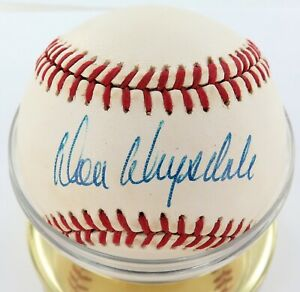 DON-DRYSDALE-HOF-HAND-SIGNED-AUTOGRAPHED-RAWLINGS-RO-A-BASEBALL-100-GENUINE