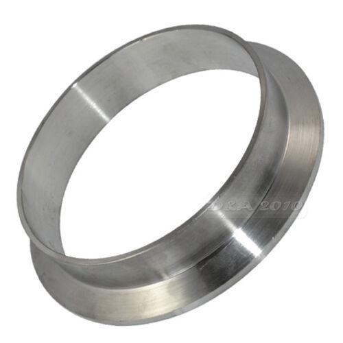 """Φ89 3.5/"""" Sanitary Weld Pipe with 102 MM Ferrule Flange SS304 fits 3.5/"""" Tri Clamp"""
