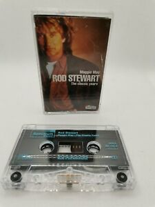 Rod Stewart - Maggie May - The Classic Years - Cassette Tape