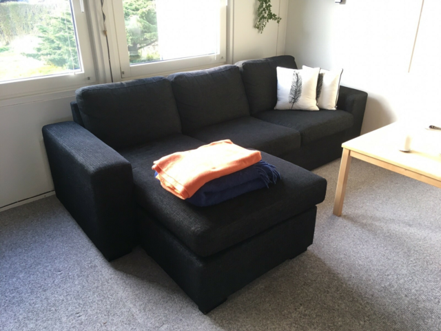 Sofa, polyester, 3 pers. , IdéMøbler