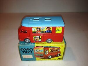 Corgi Toys Chipperfields Circus Mobile Booking Office 426 - <span itemprop=availableAtOrFrom>salisbury, Wiltshire, United Kingdom</span> - returns for damaged items - salisbury, Wiltshire, United Kingdom