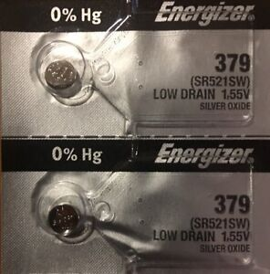 2-379-Energizer-2-Qt-SR521SW-Battery-Authorized-Seller-Free-uSA-Ship