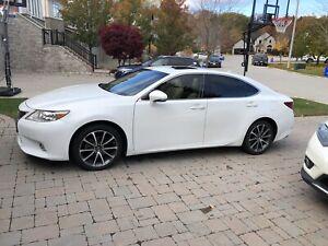 2013 Lexus ES signature