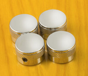 4-Chrome-Knobs-Fits-6mm-Posts