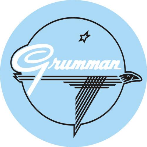 2 Grumman Tiger Aircraft Logo Yoke Decal