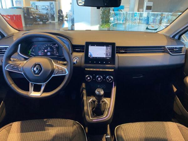 Renault Clio V 1,0 TCe 100 Intens billede 4
