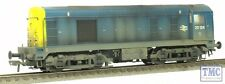 32-038DS Bachmann OO/HO Class 20 20124 BR Blue (DCC Sound) Weathered by TMC