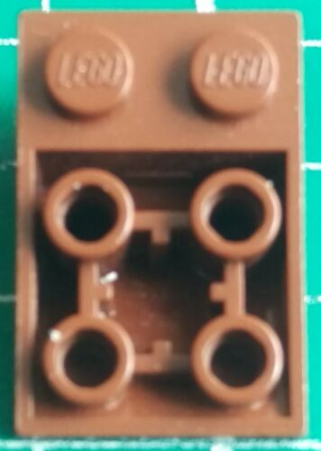 LEGO 3747B Slope Inverted 33° 3x2 with Connections between Studs x4