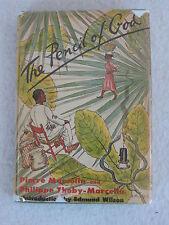 Pierre Marcelin & Philippe Thoby-Marcelin THE PENCIL OF GOD Riverside 1951