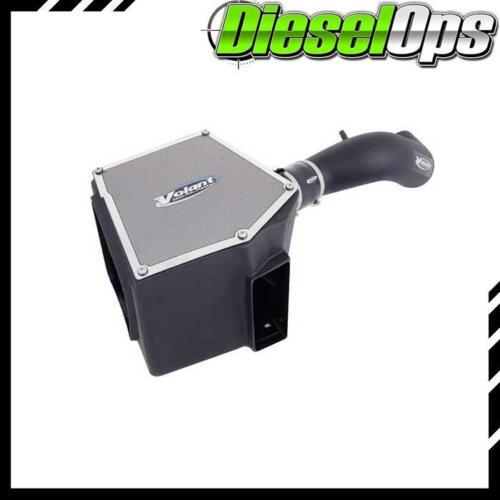 Volant Closed Box Intake for Chevrolet//GMC Silverado//Sierra 4.8//5.3//6.0L 07-08
