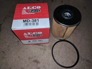 Details about ALCO FUEL FILTER P/N MD-381 on