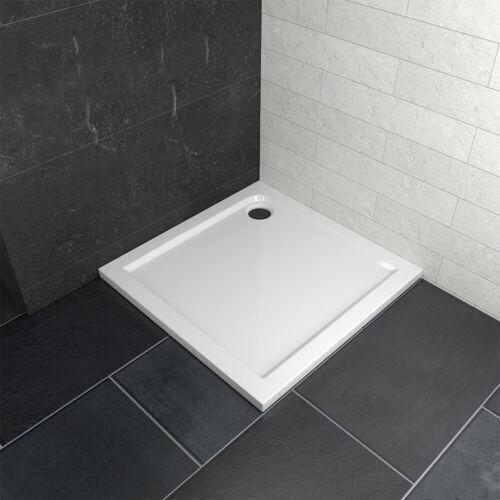 80x80//90x90 Duschabtrennung Duschkabine Duschwand Eckeinstieg Falttür Eckdusche