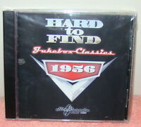 Hard To Find Jukebox Classics 1956 By Various Artists (cd, Jan-2007, Hit...