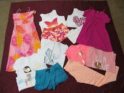 Crazy 8 by Gymboree & mehr Kleidung Lot Tops Hosen Kleider