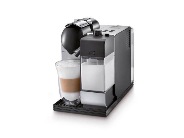 DeLonghi Lattissima Plus EN 520.S 1 Cup Coffee & Espresso Combo - Silver