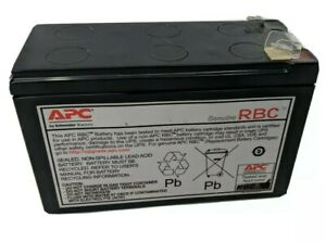 APC RBC110 UPSBatteryCenter Compatible Replacement Battery