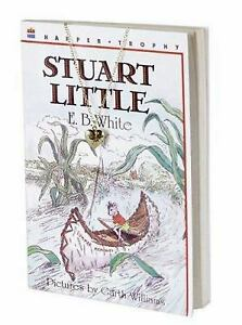 Stuart-Little-Book-and-Charm-by-E-B-White