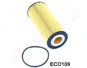 1x FO-ECO109 FILTRO OLIO BMW 1  120 d CV163 KW120