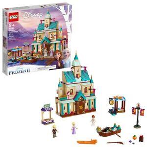 Lego-Disney-Gefroren-II-Arendelle-Burg-Dorf-41167-BRAND-NEU-kostenloser-Versand