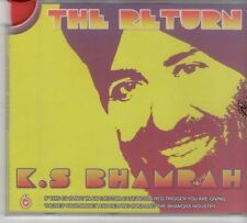 (EX95) The Return, K S Bhamrah - 2006 unopened CD