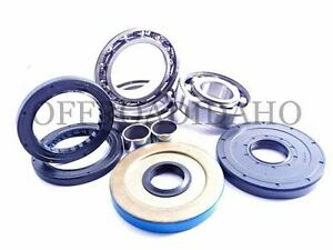 REAR DIFFERENTIAL SEAL ONLY KIT POLARIS SPORTSMAN 600 /& 700 4X4 2002-2004