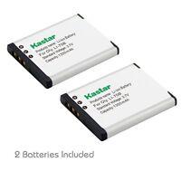 2x Kastar Battery for Olympus Li-70B D-700 D-705 D-710 D-715 D-745 FE-4020