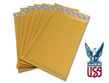 Size 000 425x7 Kraft Bubble Mailer Ships Today