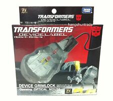 Takara Transformers Device Label Grimlock 800dpi Operating Optical Mouse Figure