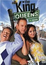 Brand New DVD The King of Queens: The Complete Fourth Season Kevin James Leah Re