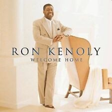 Kenoly, Ron: Welcome Home  Audio Cassette