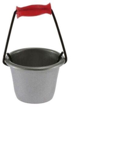 Dollhouse Miniatures 1:12 Scale Silver Bucket #IM65671