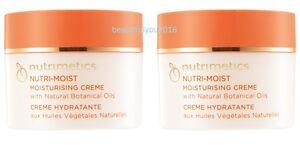 NUTRIMETICS-NUTRI-MOIST-CREME-125ML-X-2-RRP-96