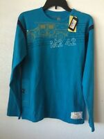 Blue Globus City Life Long Sleeve Casual Shirt Men Size Small With Tags