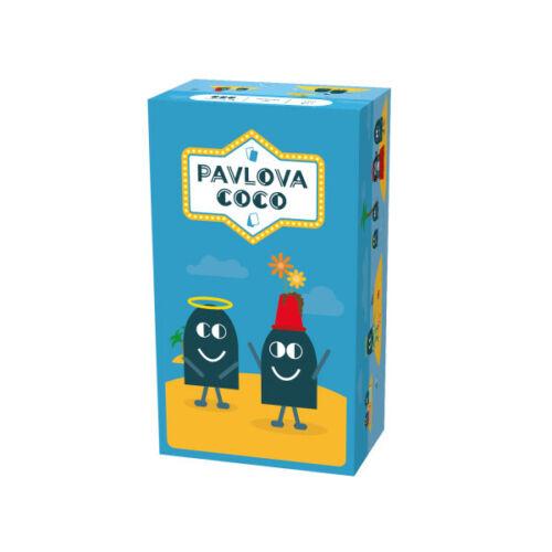Hiboutatillus Pavlova Coco