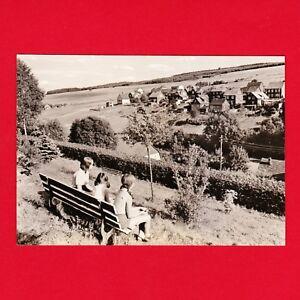 Ansichtskarte-Altenfeld-Kr-Ilmenau-Blick-vom-Friedensplatz-74