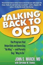 Talking Back to OCD by John S March PB 2006 FREE SHIPPING